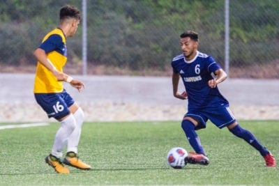Canyons men's soccer starts season off with shutout