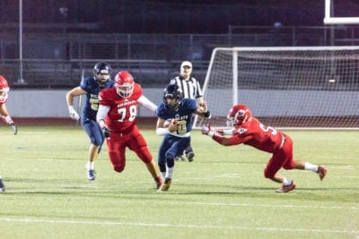West Ranch electric in home win over John Burroughs