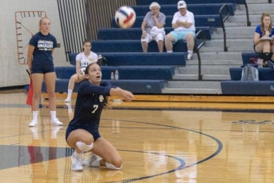 West Ranch girls volleyball falls to Bishop Alemany in opening round of CIF-SS playoffs
