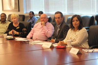 Roundtable prompts question about Brown Act