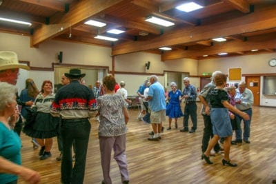SCV seniors work their mind and bodies with Sierra Hillbillies