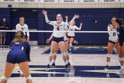 TMU Insider: Junior is in the middle of Mustang success