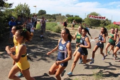 Saugus cross-country team sweeps at Jeff Nelson Invitational