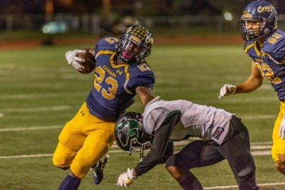 COC football stays undefeated with win over East Los Angeles College