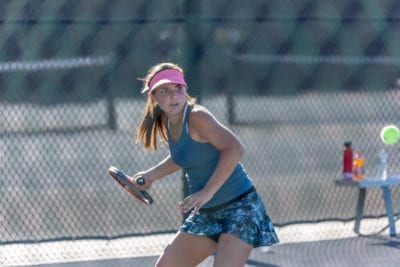 West Ranch girls tennis beats Valencia for third straight Foothill League title