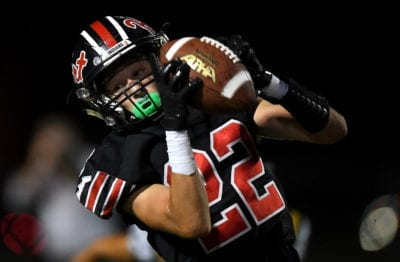 Hart will try to keep offense rolling in Division 3 playoff opener