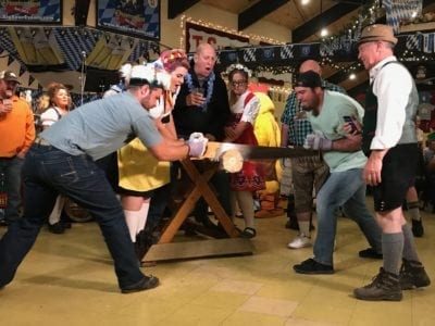 Oktoberfest, coming to an area near you