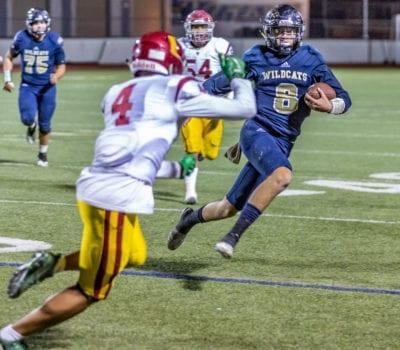 West Ranch quarterback Weston Eget announces commitment