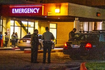 Detectives seek witnesses to shooting that sent 3 to hospital