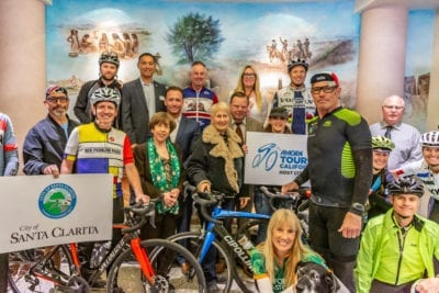 Santa Clarita to host start of final stage for 2019 Amgen Tour of California