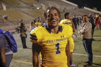 COC football's Shaddrick Lowery commits to Eastern Michigan University