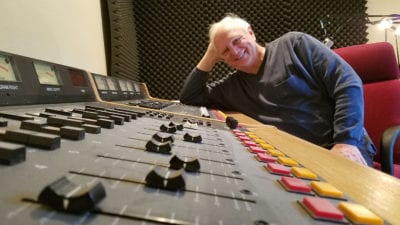 Putting his heart and soul on the airwaves