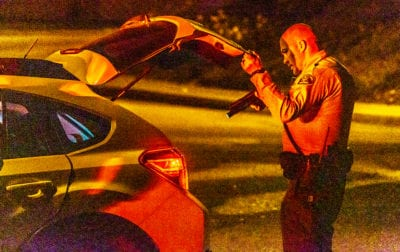 Deputies respond to reports of burglars stealing firearm