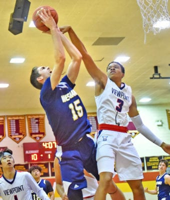West Ranch boys hoops take down Canyon, Hart wins