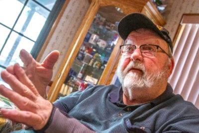 Kenneth Templeton — United States Marine Corps — Vietnam War Veteran — Saugus Resident