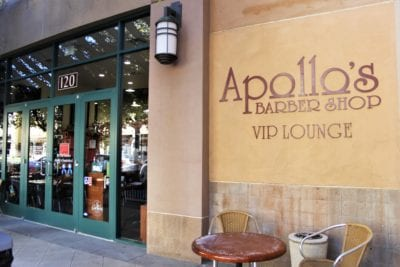 How new employment law is affecting local businesses like Apollo's Barber Shop VIP Lounge