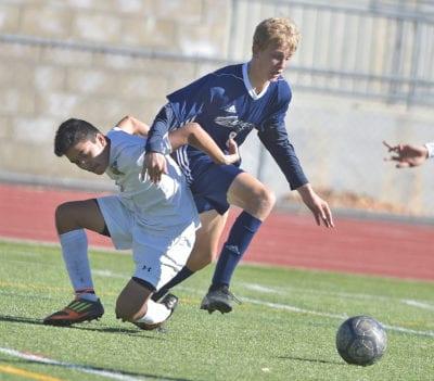 Underclassmen contributing to Saugus boys soccer's success