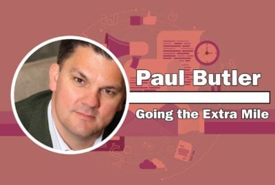 Paul Butler: Service is a choice