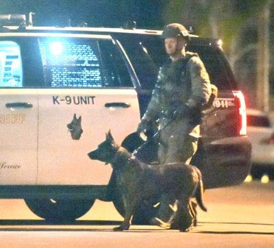 Deputies establish containment area after suspected Castaic home burglary