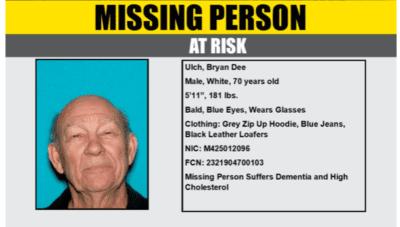 UPDATE: Missing Valencia man found
