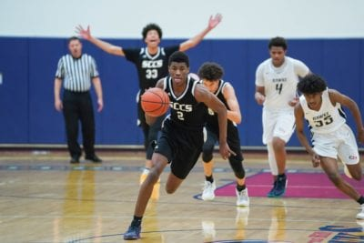 SCCS boys hoops finding ways to win amongst adversity