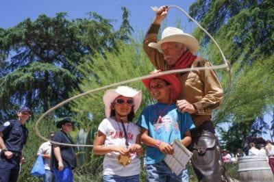 Bob Kellar: A weekend of good-'ol fashion fun at the cowboy festival