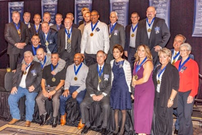 COC Athletics induct 2019 Hall of Fame class