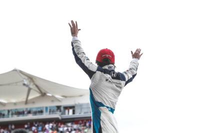 Santa Clarita Valley native makes history at IndyCar Series event