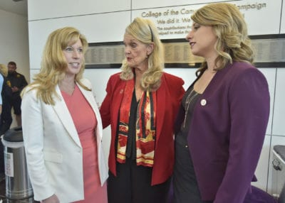 Katie Hill, Christy Smith and local representatives to gather Sunday in Santa Clarita