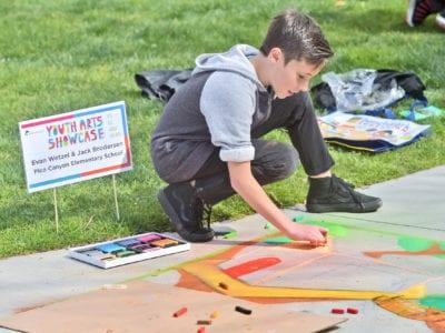Annual Youth Arts Showcase inspires children's creativity