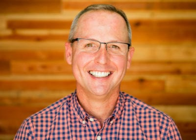 Crossroads pastor pushes forward helping people with depression