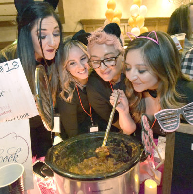 Seventh annual SCV Charity Chili Cook-Off a spicy success