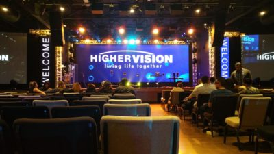Higher Vision shares Easter message, donations