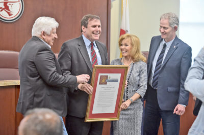 Hart District celebrates Exemplary School District award