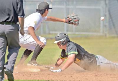 Canyon baseball rallies to defeat Golden Valley