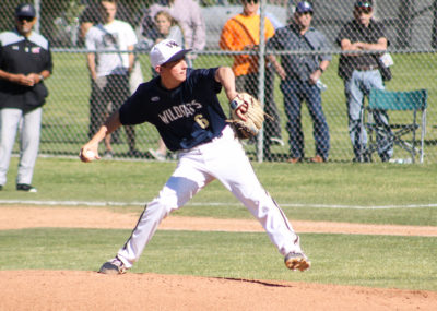 Pitchers lead the way as West Ranch baseball beats Hart