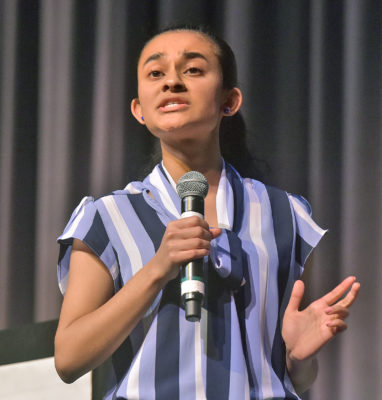 High school speech competition examines diversity on college campuses
