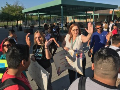 La Mesa nationally recognized for improving relationships, environment on campuses