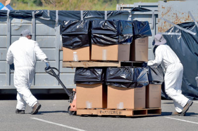 LA County collects SCV residents' unwanted household, electronic waste