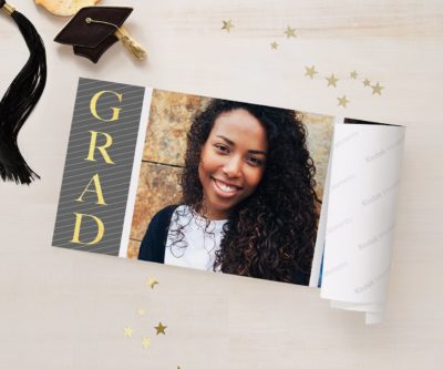 5 ways to make your graduate feel great this season