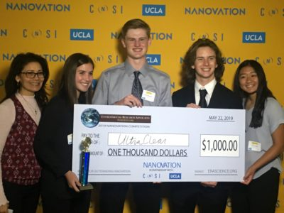 Valencia High students win 2nd place in 'Shark Tank'-style competition.