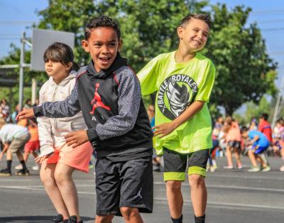 Rosedell Elementary holds 28th annual Dance Festival, honors retiring principal
