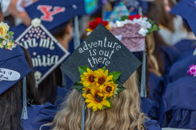 Saugus sends graduates off with a bang