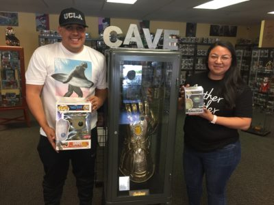 Local store provides 'heaven' for toy collectors