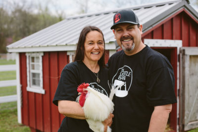 Gentle Barn turns 20 with star-studded celebration