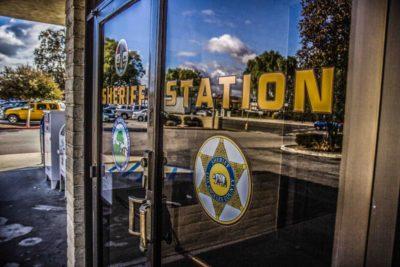 Palmdale man arrested on suspicion of burglary, transported to SCV Sheriff's Station