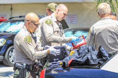 Airsoft gun prompts quick response by deputies