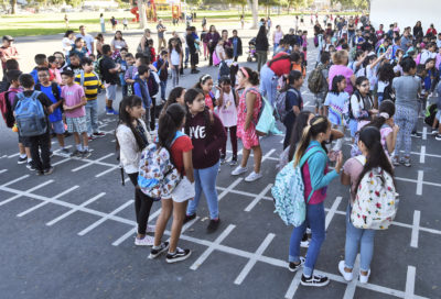 All Santa Clarita Valley public school district campuses to remain closed until May 5