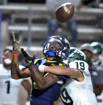 COC football crushes Grossmont for first win of season