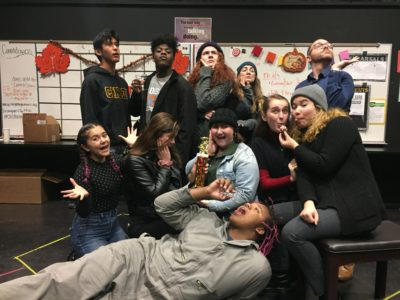 Canyon High School Theater celebrates first musical competition win in four years